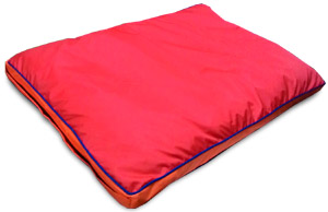 Dog Water Proof Relax Zip Mattress Bed 50 inch colour may very