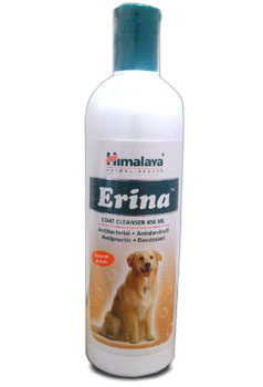 Himalaya Erina Antibacterial Dog Coat Cleanser 450 ml