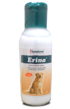 Himalaya Erina Antibacterial Dog Coat Cleanser 120 ml