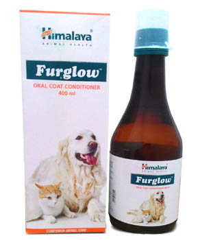Himalaya Furglow Oral Coat Conditioner For Dogs And Cats 400 ml