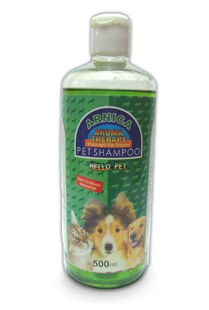 Arnica Pet Shampoo with Extra Conditioner 500 ml
