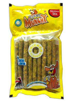 Munchy Nutritional Stix 10x1 Chicken Flavour