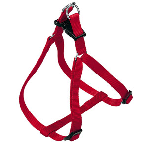 Adjustable Nylon Harness Medium .75 inch