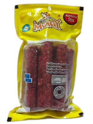 Munchy Kabab Nutritional Stix 10x1 Mutton Flavour