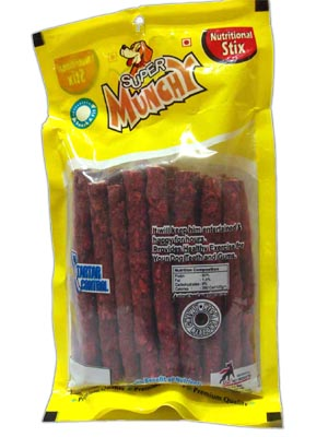 Munchy Nutritional Stix 25x1 Mutton Flavour