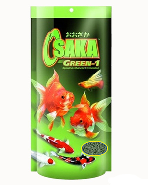 Fish Food Cp Osaka Green 100 gm