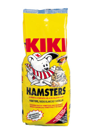 Kiki Hamster Food 800 gm